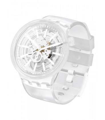 Reloj Swatch Big Bold Whiteinjelly SO27E106