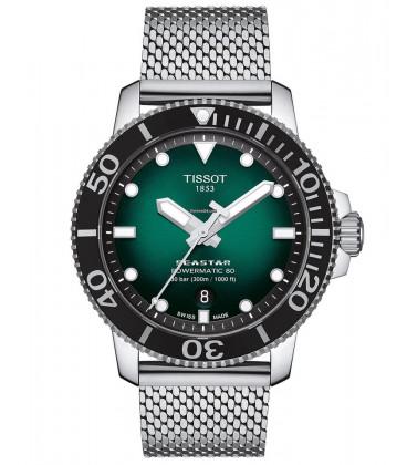 Reloj Tissot Seastar 1000 Powermatic 80  T120.407.11.091.00