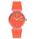 Reloj swatch red away unisex GE722
