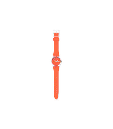 Reloj swatch red away unisex GE722