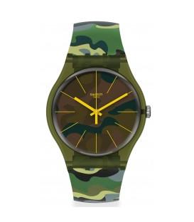 Reloj Swatch Camouforest SUOG114