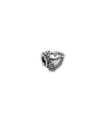Charm Mummy corazón floreado Pandora 798892C00